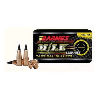 Barnes Bullets TAC-TX 300 AAC BlackOut/Whisper, 110 Grain,   Flat Base, Per 50