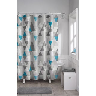 Maytex Vertex PEVA Shower Curtain