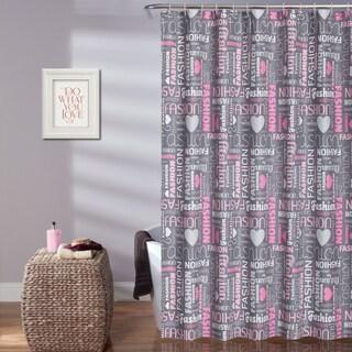 Lush Decor Fashion Shower Curtain