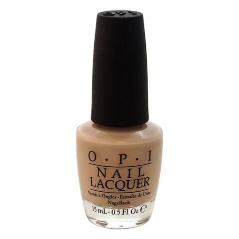 OPI Nail Lacquer-Do You Take Lei Away .5 oz - .5oz