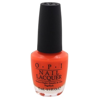 Opi A Good Mandarin Is Hard To Find Vs Hot And Spicy OPI A Good Man-Darin I...