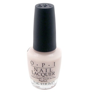 OPI Nail Lacquer NL T66 Act Your Beige!