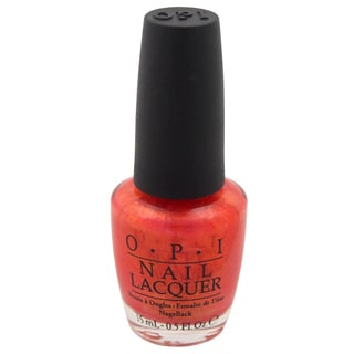 OPI Nail Lacquer NL A72 I Can't Hear Myself Pink!