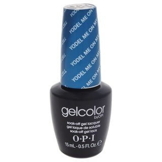 OPI GelColor Soak-Off Gel Lacquer Yodel Me On My Cell