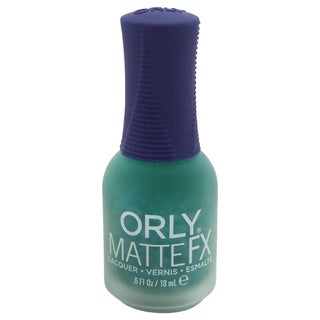 Orly Nail Lacquer Orly Matte Fx