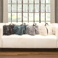 Siscovers Llama 50 x 60-inch Belted Faux  Fur Throw