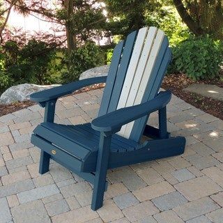 Hamilton Folding & Reclining Eco-Friendly Adirondack Chair
