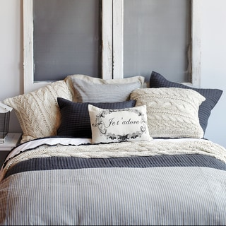 Link to Bethany Steel Blue Duvet Cover Twin Size Similar Items in Decorative Accessories