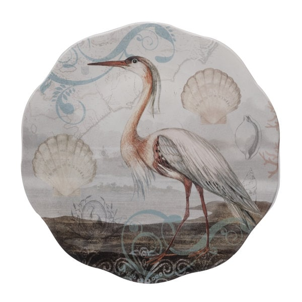 Shop Certified International Coastal View Ceramic 11 Inch