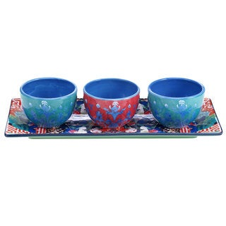 Tracy Porter for Poetic Wanderlust 'Reverie' 4-piece Serving Set
