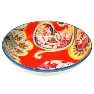 Tracy Porter for Poetic Wanderlust 'French Meadows' 13-inch Pasta/ Serving Bowl