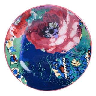 Tracy Porter for Poetic Wanderlust 'Reverie' Earthenware 8.75-inch Dessert Plate (Set of 4)