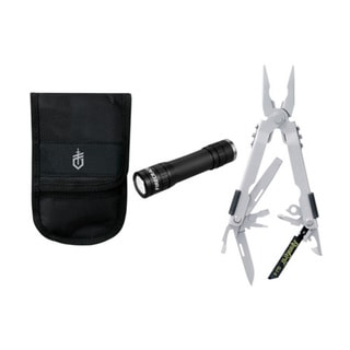 Gerber Blades Maintenance Kit-MP 600/FC Flashlight Comb