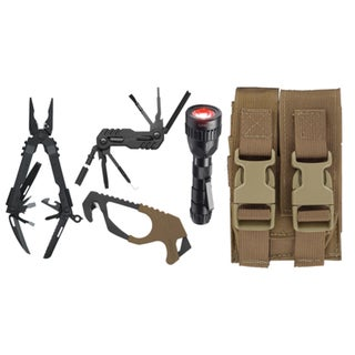 Gerber Blades Individual Deployment (ID) Kit Coyote Brown