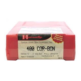 Hornady Series IV Specialty Die Set 400 Cor-Bon