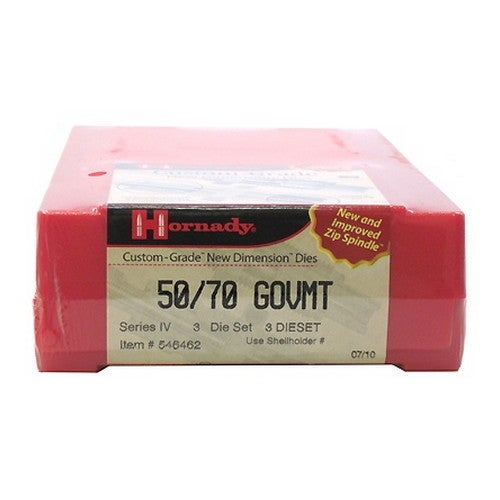 Hornady Series IV Specialty Die Set 50/70 Government