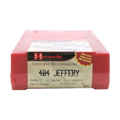 Hornady Series IV Specialty Die Set 404 Jeffery