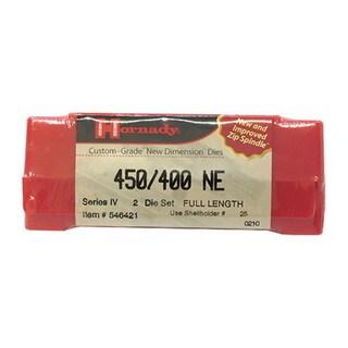 """Hornady Series IV Specialty Die Set 450/400 NE (.410"""")"""
