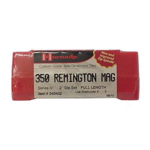 "Hornady Series IV Specialty Die Set 350 Remington Magnum (.358"")"