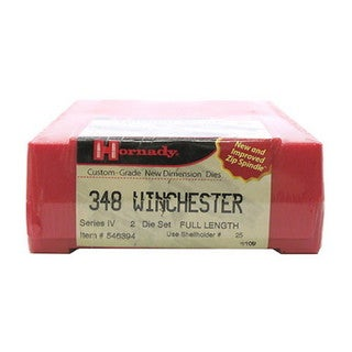 "Hornady Series IV Specialty Die Set 348 Winchester (.348"")"