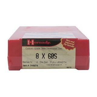 "Hornady Series IV Specialty Die Set 8x60S (.323"")"