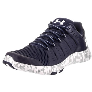 Under Armour Men's Micro G Limitless Tr 2 SE Blue Synthetic Leather Training Shoes