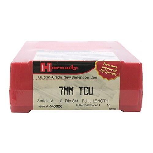"Hornady Series IV Specialty Die Set 7MM TCU (.284"")"