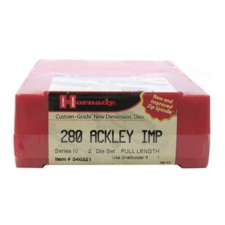Hornady Series IV Specialty Die Set 280 Ackely Improved