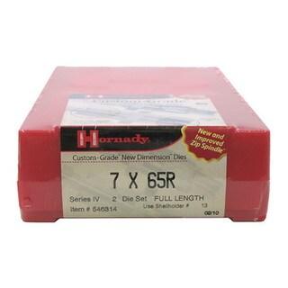 "Hornady Series IV Specialty Die Set 7X65R (.284"")"
