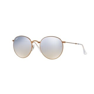 Ray-Ban RB3532 198/9U Bronze/Copper Frame Silver Gradient Flash 50mm Lens Sunglasses