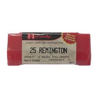 "Hornady Series IV Specialty Die Set 25 Remington (.257"")"