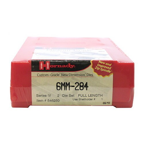 Hornady Series IV Specialty Die Set 6MM/284 (.243)