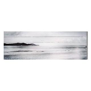 Wynwood Studio 'New Beach' Plaque Art