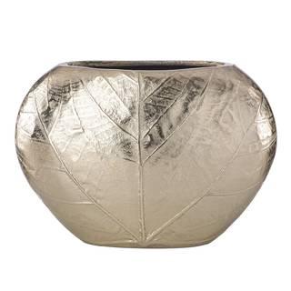 Lenox Merona Gold-tone Aluminum 7-inch Vase