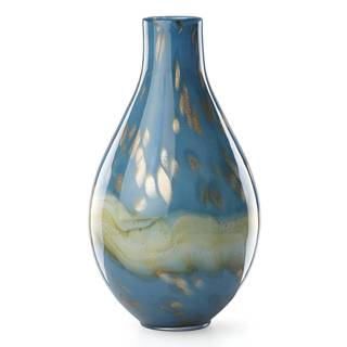 Lenox Seaview Horizon Bottle Vase