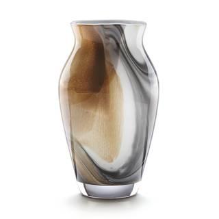 Lenox Seaview Sand Crystal Tulip Vase