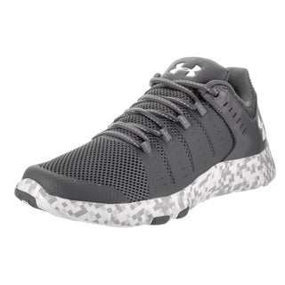 Under Armour Men's Micro G Limitless Tr 2 SE Grey Synthetic Leather Training Shoe