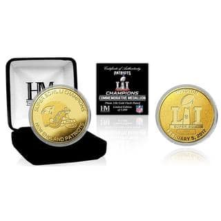 Super Bowl 51 Champions Gold Mint Coin|https://ak1.ostkcdn.com/images/products/14329040/P20908280.jpg?impolicy=medium