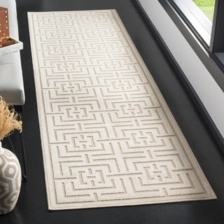 Safavieh Cottage Creme Area Rug Runner (2'3 x 8')
