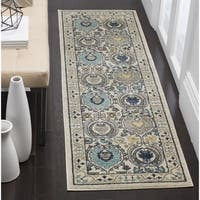 Safavieh Evoke Vintage Ivory / Grey Distressed Runner Rug