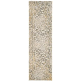 Safavieh Evoke Vintage Ivory / Grey Distressed Runner (2' 2 x 7')