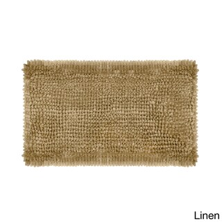 Laura Ashley Butter Chenille Bath Mat (More options available)
