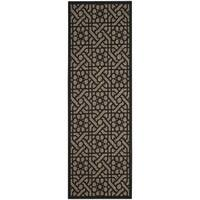 Martha Stewart by Safavieh Triumph Silhouette Indoor/ Outdoor Runner Rug