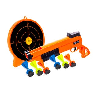 Petron Sports Pistol and Target Combo Toy