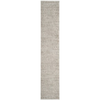 Safavieh Princeton Vintage Oriental Beige/ Grey Distressed Runner (2' x 8')