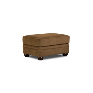 Simmons Upholstery Troy Ottoman
