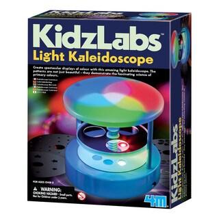Toysmith 4M Kidzlabs Light Kaleidoscope