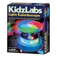 Toysmith 4M Kidzlabs Light Kaleidoscope