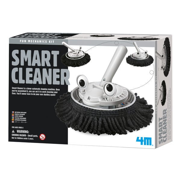 Toysmith 4M Smart Cleaner Mechanics Kit