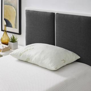 Relax Queen Shredded Memory Foam Pillow